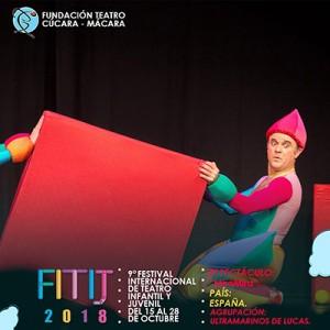 Miramira, Ultramarinos de Lucas @ Sala Ravelo, Teatro Nacional Eduardo Brito   Santo Domingo   Distrito Nacional   República Dominicana