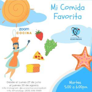 Cocina @ Fundacion Teatro Cúcara-Mácara OnLine